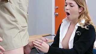 Jenna Ashley Fucks With Her Teacher
