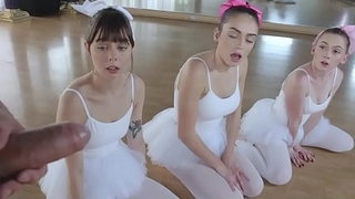 BFFS - Fake Teacher Fucks Teen Ballerinas