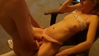 Cotton Panty Fucking Compilation
